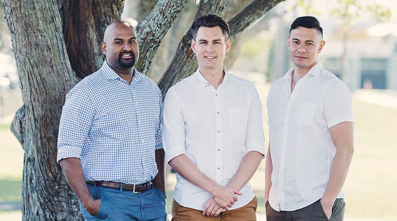 Ark Health Discovery cofounders