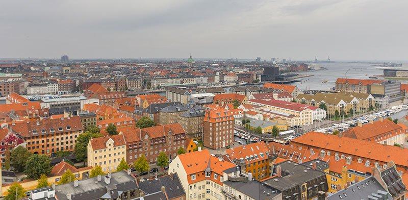 Copenhagen-city