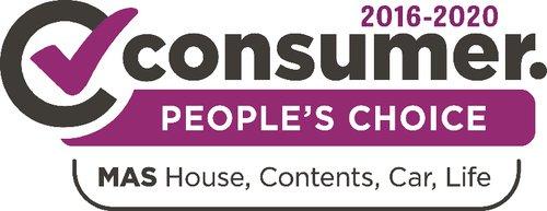 MAS Consumer NZ People's Choice Award