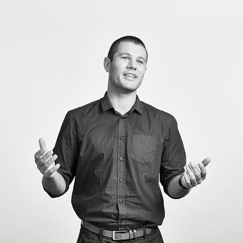 MAS Insurance Member Robbie Richmond explaining why he likes MAS