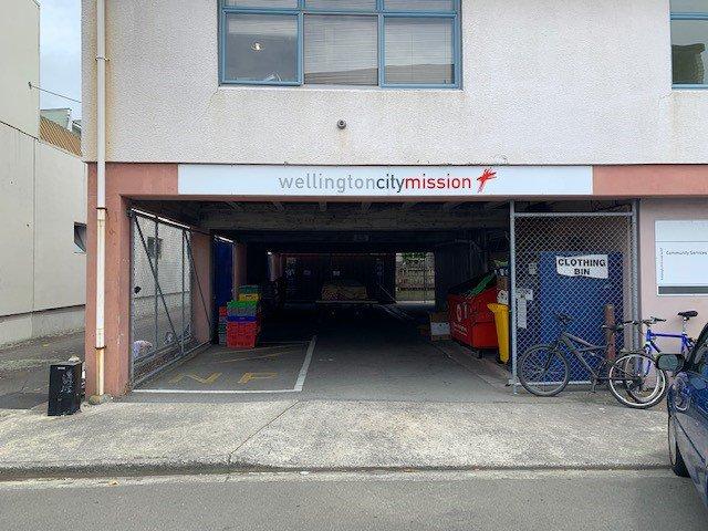 Wellington City Mission