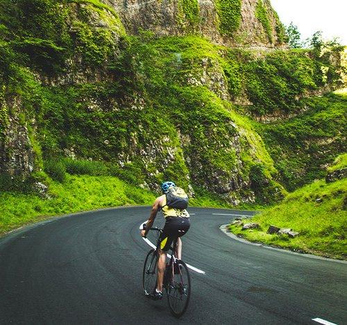 man-riding-a-mountain-bike